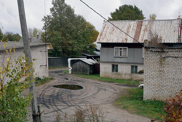 Фотограф Максим Шер — о том, из чего состоит постсоветский город