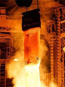Производственный процесс: Как плавят металл