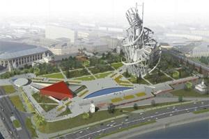 Москомархитектура выбрала 118 проектов парка в Зарядье