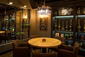Новое место на Патриарших, кафе на крыше Fantomas Rooftop и «Крымский ужин» в «Фаренгейте»