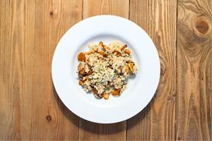 Сезонное меню: Блюда с лисичками в ресторанах Петербурга