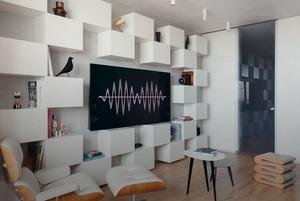 Небольшая квартира с продуманной инженерией