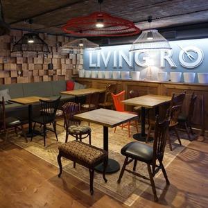 Кафе-бар The Living Room на Большой Зеленина