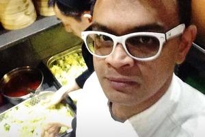 Малайзиец Маму из ресторана Roni