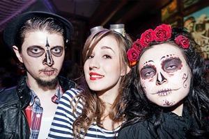 Люди в городе: Хеллоуин в Киеве