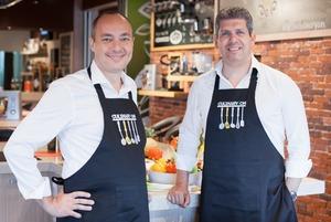 Как создать самую крупную кулинарную студию в Европе