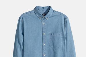 Деним: мужская одежда и аксессуары