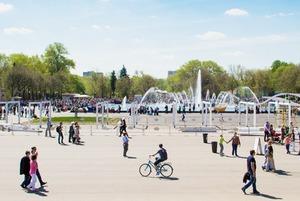 Планы на лето: Московские парки