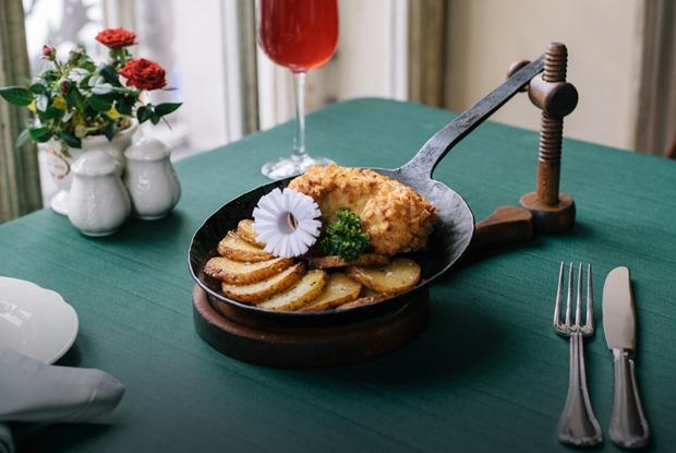 Самые популярные блюда Москвы, часть II