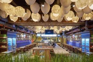 Ресторан с блюдами по себестоимости, гастрономическая карта Москвы и фестиваль фуд-траков