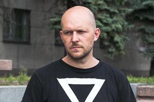 Андрей Бондарь, музыкант группы «Пропеллер Брокен», совладелец бара «Детка»