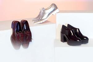 8 пар обуви на весну