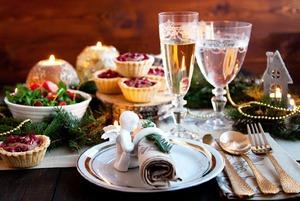 5 вариантов сервировки праздничного стола
