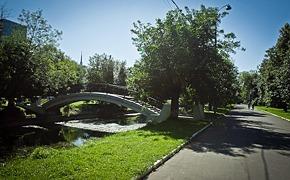 В парк: «Красная Пресня»