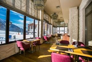 Ресторан «Розмарин» в Красной поляне