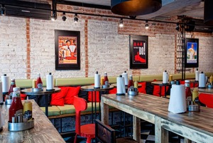 Новый проект от «Братьев Караваевых», кафе на набережной и вторая бургерная #FARШ