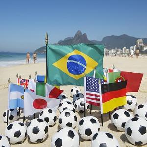 Игра на деньги: Кто победит на чемпионате мира по футболу