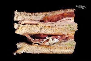 Составные части: Twins-сэндвич из «Солянки»