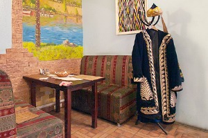 Узбекское кафе «Анталия»