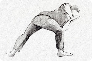 Клуб рисовальщиков: Йога
