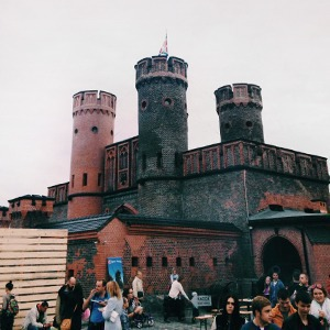 Московские фуди на первом фестивале Street Food Weekend  в Калининграде