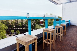 Новое место: Кафе «Крышабар»