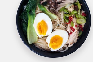 Как правильно сварить яйцо вкрутую?