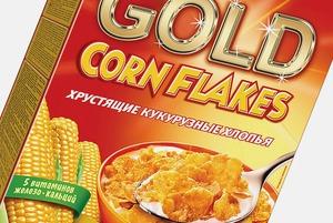Где дешевле кукурузные хлопья?