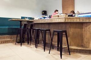 Новое место (Петербург): Кофейня Smalldouble