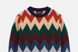 Мужские новогодние свитеры: 9 вариантов от 1 500 до 16 тысяч рублей
