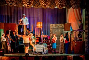 Приходи посмотреть: 6 мест в Сочи, где дают спектакли  — от кукольных до конных