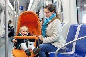 Мамы с колясками — о новых правилах Минтранса