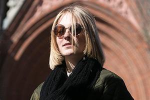 Женя Недосекина, певица