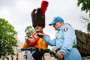 Исторический фестиваль: Как выбирали реконструкторов для праздника на Тверской