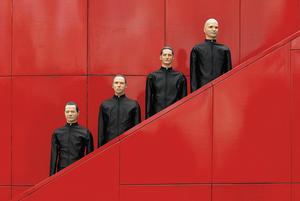 Концерт Kraftwerk, вечеринка m_division и выставка Хаима Сокола
