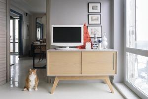 Сорок кошек: Как подготовить квартиру для жизни с животными