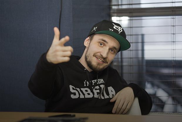 Как делают рэп-баттлы в Иркутске