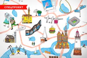 Калининград и окрестности: 15 интересных для посещения мест