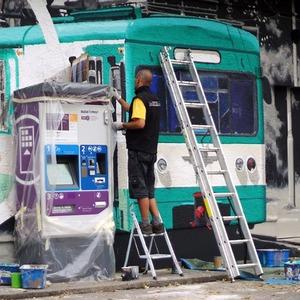 Как раскрасить улицы Колумбии, Франции, Турции иВенгрии