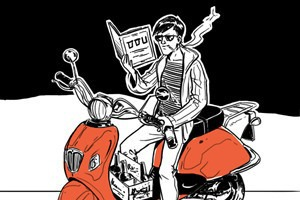 Мнение: Михаил Кыштымов о правах для водителей скутеров