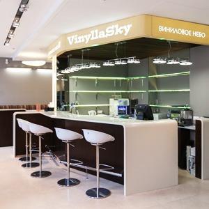 Бар и магазин пластинок VinillaSky