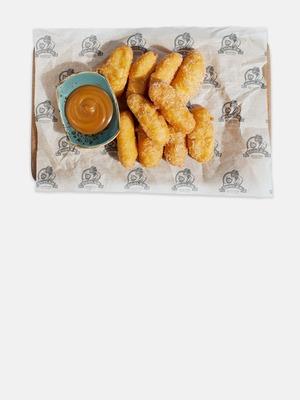 Пончики из «Уголька»