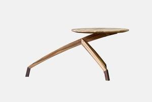 Светильник «Юпитер», стол «Каньон» и табуретки из микробетона: Что искать на выставке Wood Works