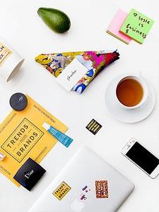 Рабочий стол: Анастасия Сартан, Trends Brands