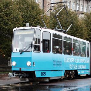 Как в Таллине сделали бесплатным общественный транспорт