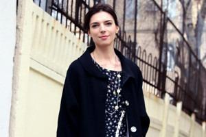 Внешний вид: Татьяна Степаненко, директор фэшн-направления в PR-агентстве