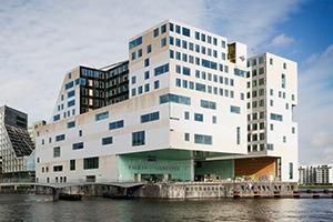 Остердокс, центр новой архитектуры Амстердама
