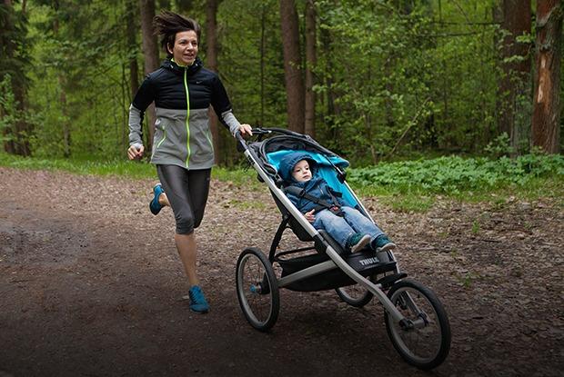Беги, мама, беги: Тест-драйв детских колясок для бега