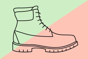 Самая дорогая и самая дешёвая пара ботинок Timberland