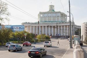 Москва сегодня и в военных фотографиях 1940-х годов